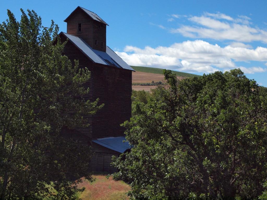 Boyd Oregon, Grain Elevator