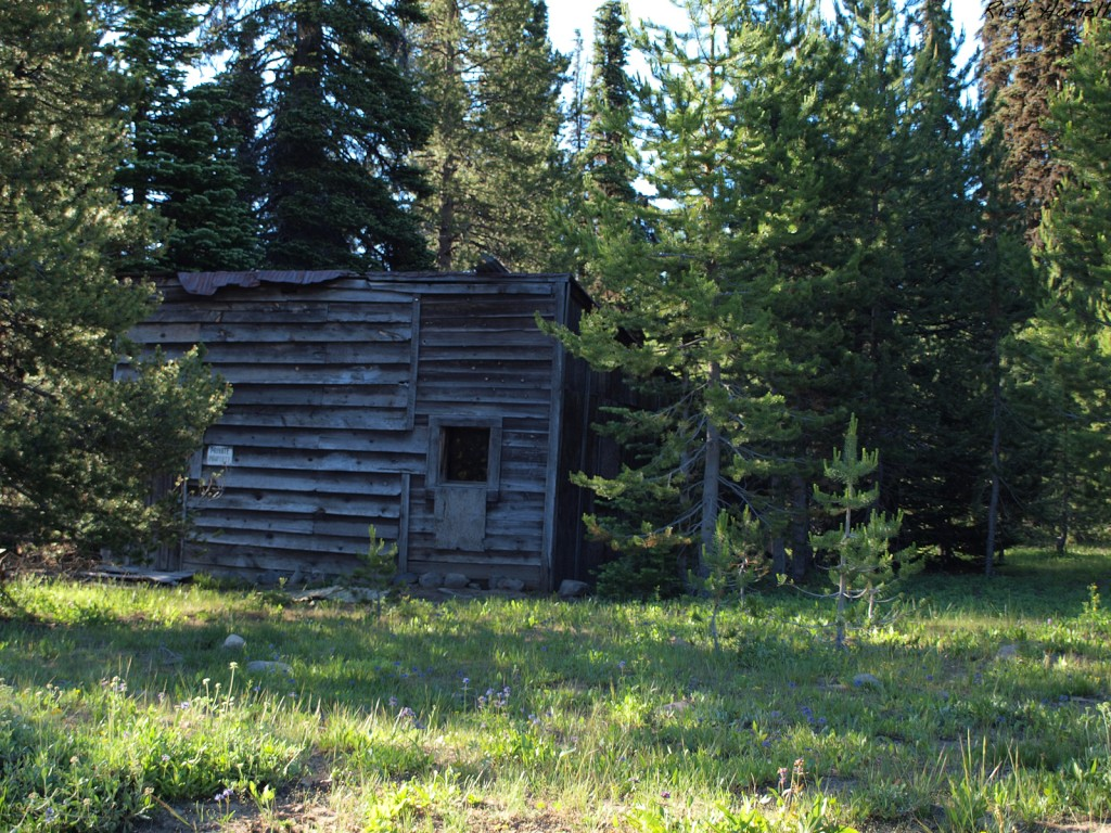 Ghost Town of Greenhorn Oregon