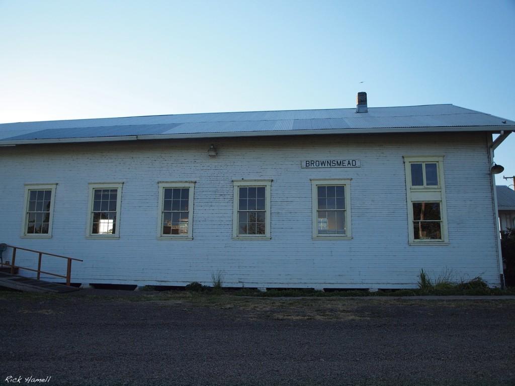 Brownsmead Oregon (Ghost Town)