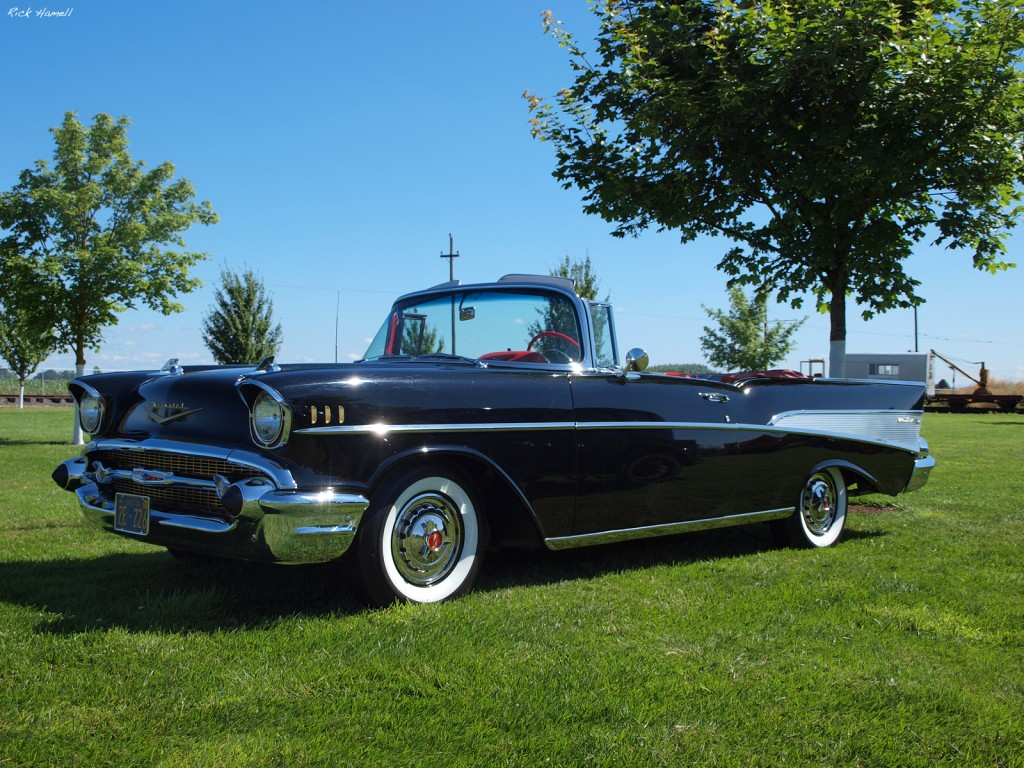 Chevy Convertible
