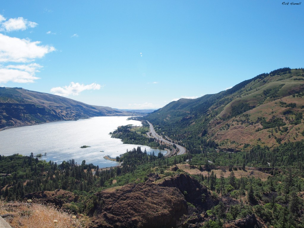 Rowena Oregon, Ghost Town