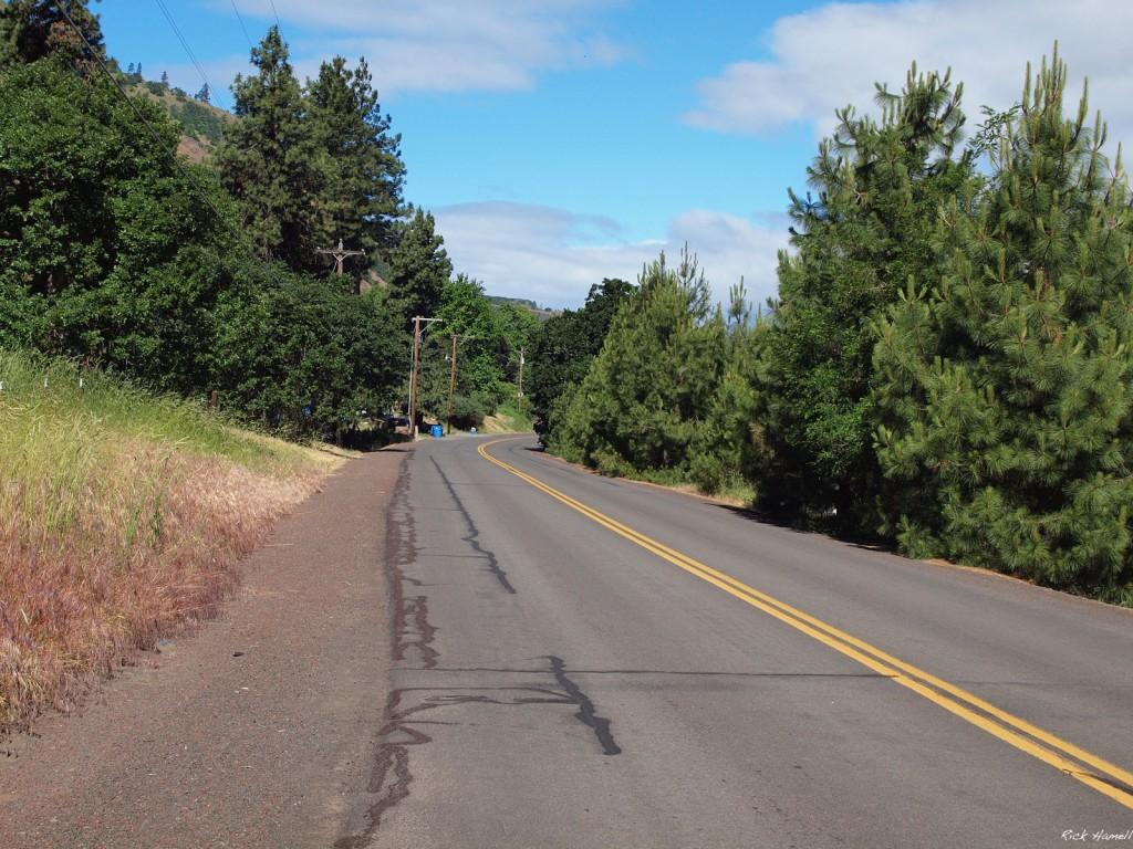 Rowena Oregon, Ghost Town