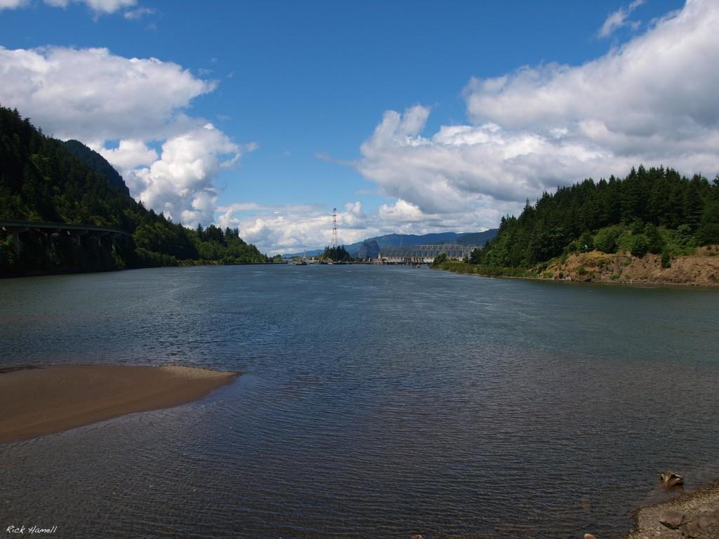 New Bonneville Dam Locks