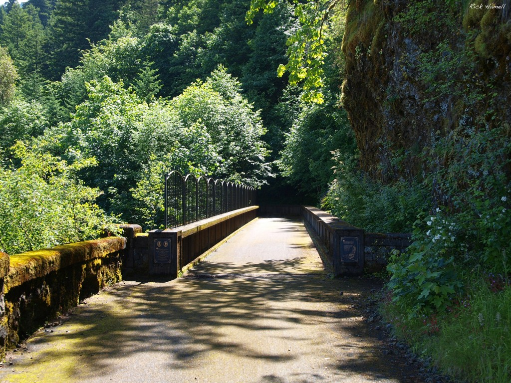 Columbia River Highway Viaduct