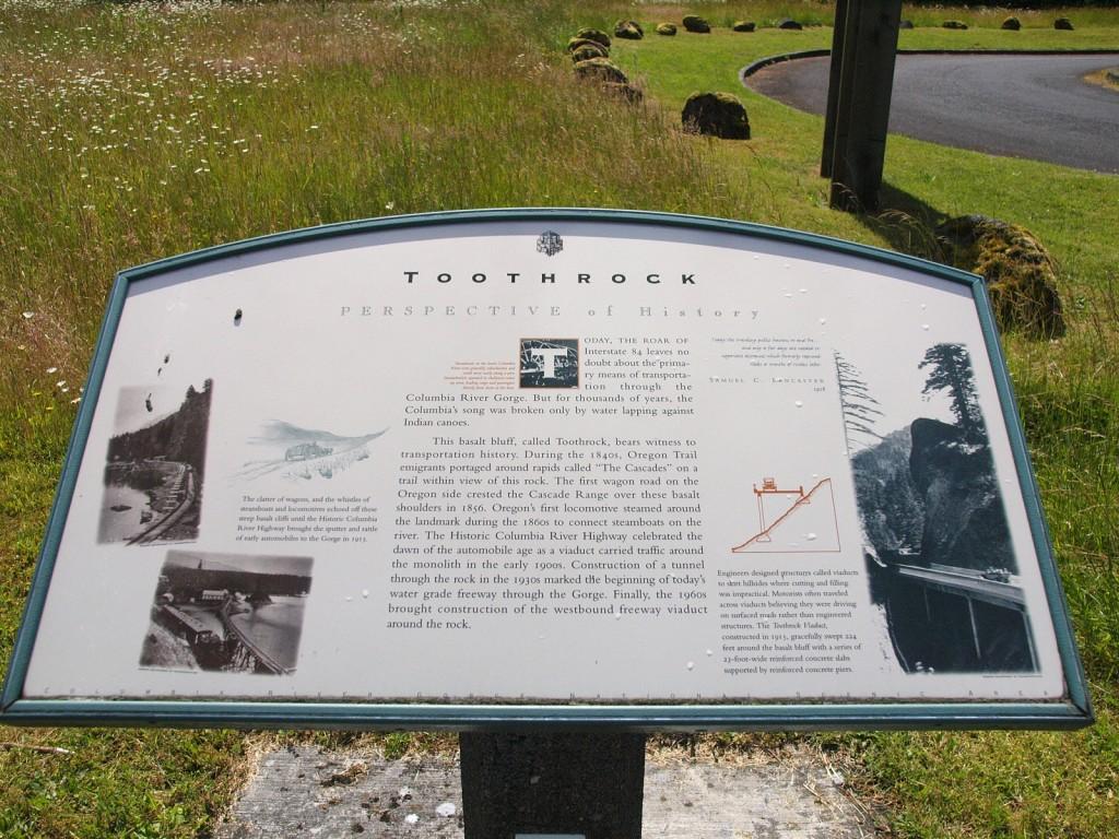 Toothrock Trail Head