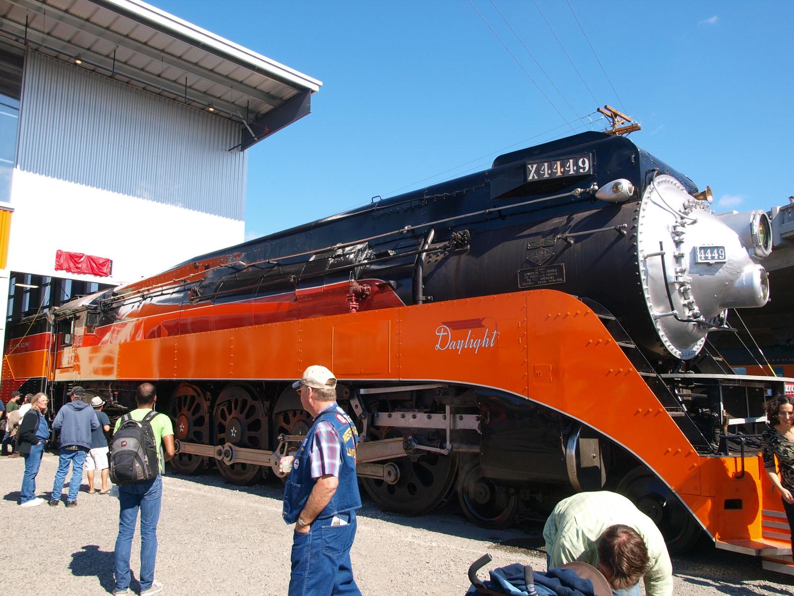 Oregon Rail Heritage Foundation and Museum