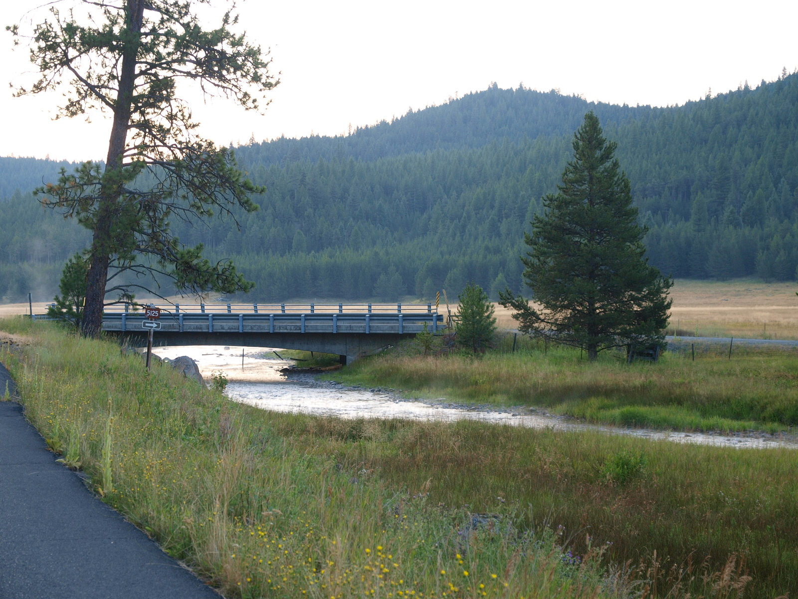Wallowa-Whitman National Forest Sunrise
