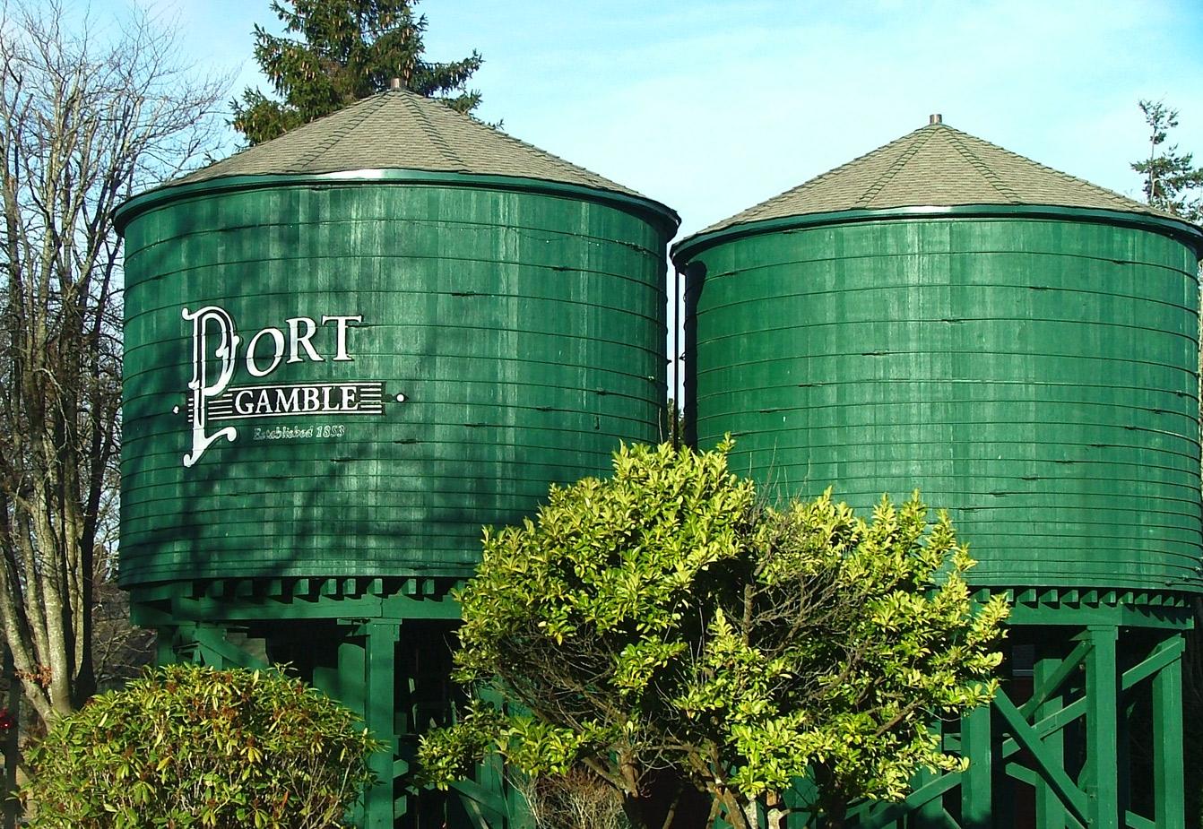 Port Gamble, Washington