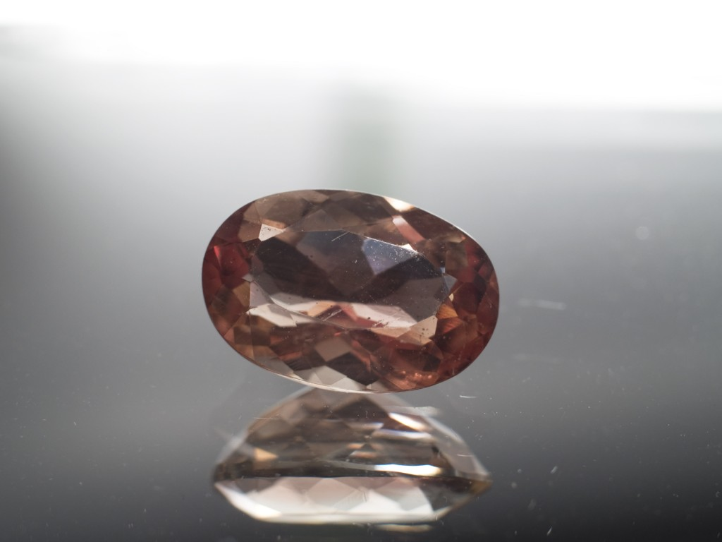 Oval Oregon Sunstones, 2.55 carats, 11x7.5mm