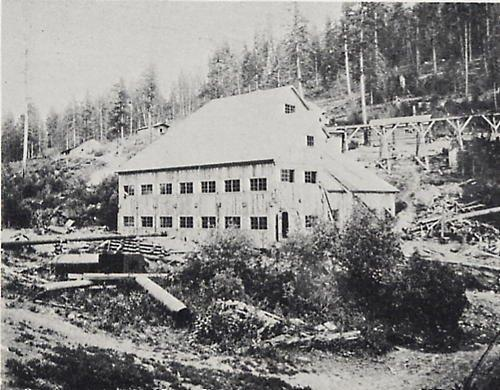 Badger Mine 1903