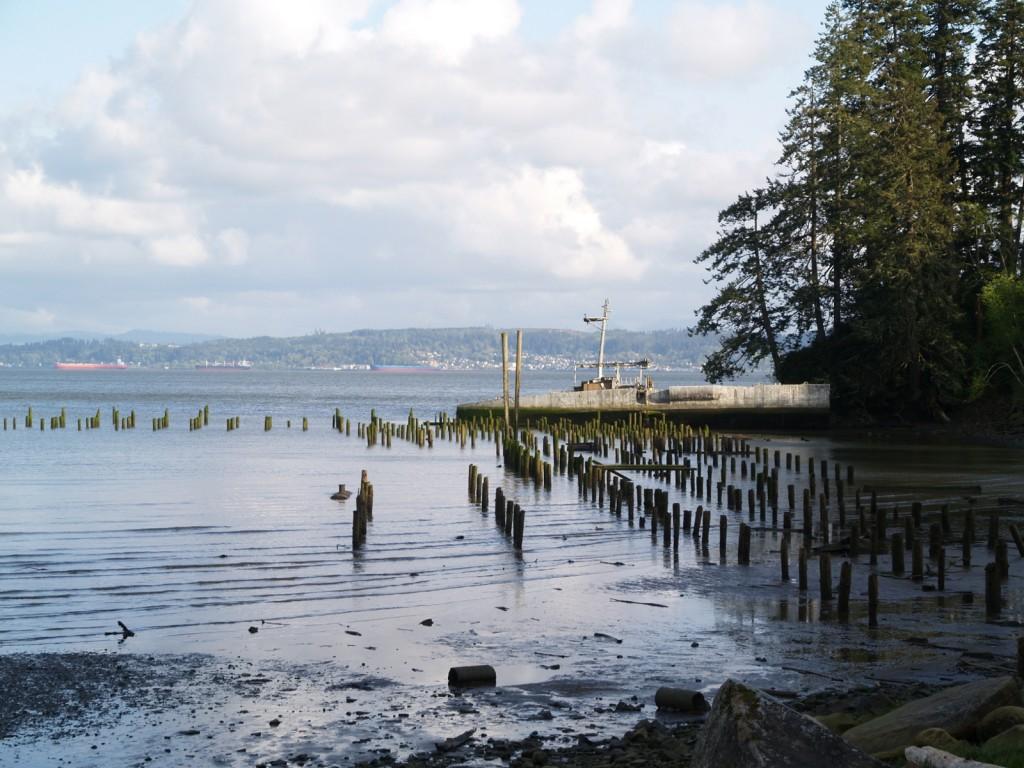 PT Boat Wreck - Dismal Nitch, Washington
