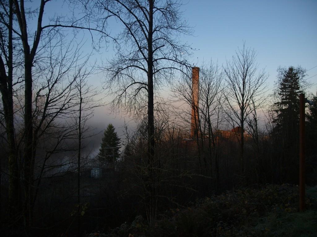 Twin Peaks Parker Mill
