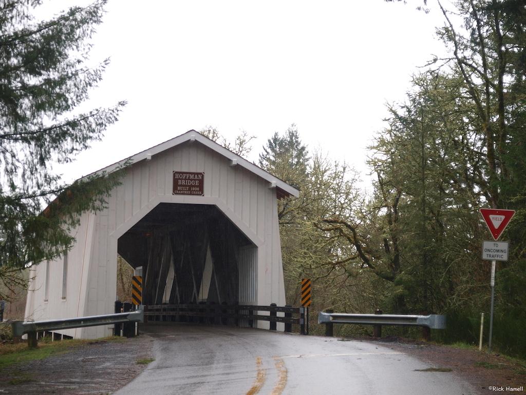 Hoffman Covered Bridge
