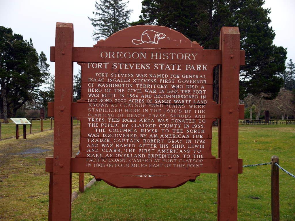 Fort Stevens Oregon