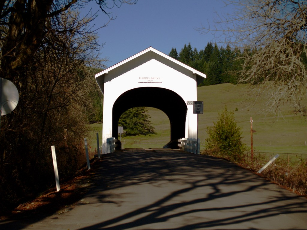 Harris Covered Bridge