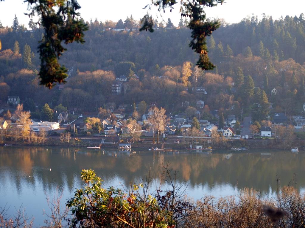 Canemah, Oregon