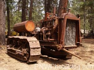 Collier Logging Museum