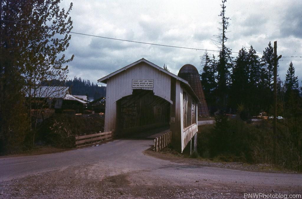 Foster Covered Bridge