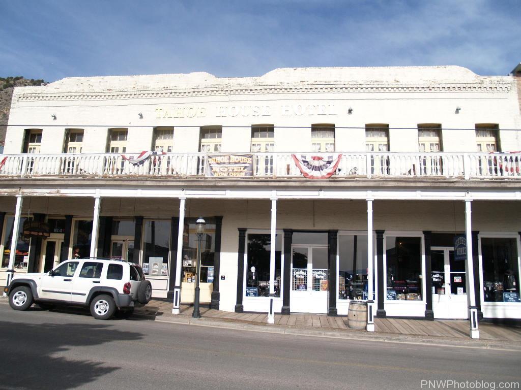 Virginia City Nevada