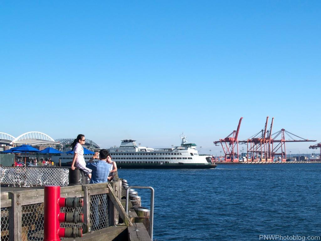 Scavenger Hunt for Seattle, Washington