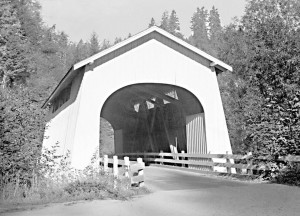 Hoskins Covered Bridge