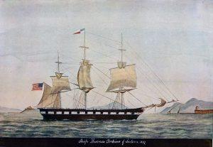 Ship Thomas Perkins