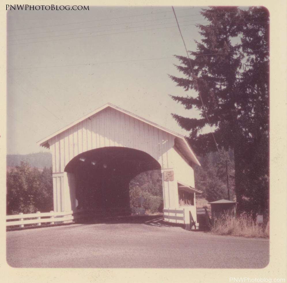 Unity Covered Bridge - PNWPhotoblog