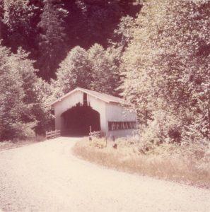 Deadwood Covered Bridge