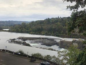 Willamette Falls Dam