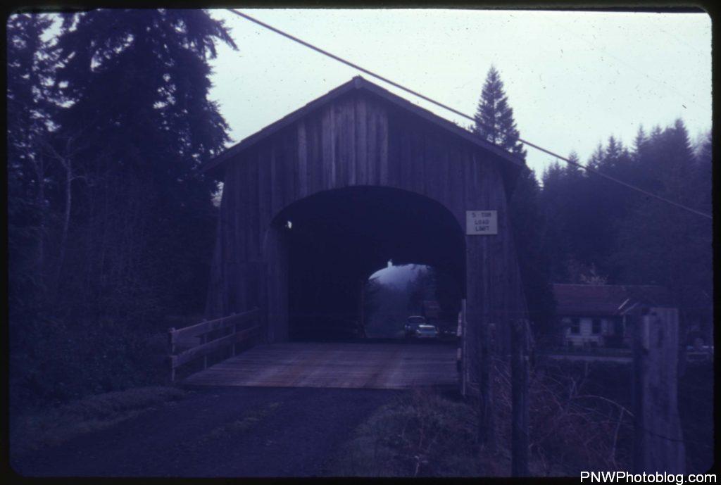 Chitwood #2 Covered Bridge
