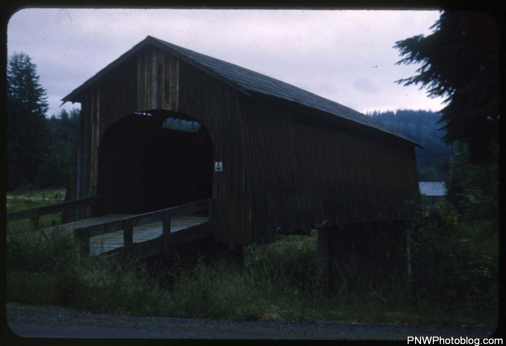 Trapp Creek Covered Bridge